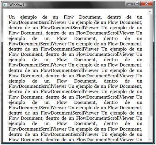 Usando y creando documentos en WPF (FlowDocument) | Escarbando Código