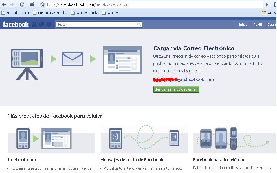 Entrar A Facebook Bloqueado