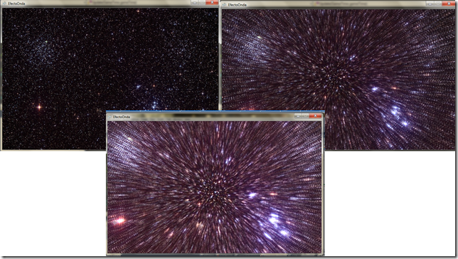 hyperspace effect