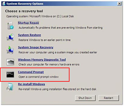 Desinstalar Windows 8 y Recuperar la Instalación de Windows 7 (3/3)